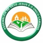 Logo da emissora Jesus é o Único Caminho