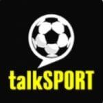 Logo da emissora talkSPORT