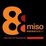 Logo da emissora Radio 88miso 88.5 FM
