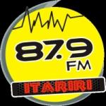 Logo da emissora Rádio itariri 87.9 FM