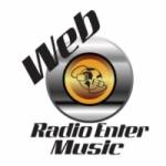 Logo da emissora Rádio Enter Music