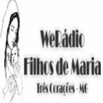Logo da emissora Filhos de Maria