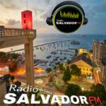 Logo da emissora Rádio Salvador FM