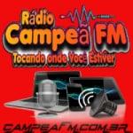 Logo da emissora Campeã FM Salvador