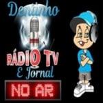 Logo da emissora Rádio Dentinho