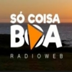 Logo da emissora Rádio Só Coisa Boa