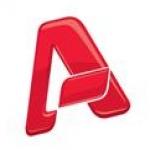 Logo da emissora Radio Alpha 98.9 FM
