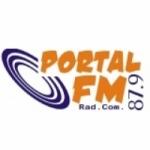 Logo da emissora Rádio Portal 87.9 FM