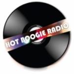 Logo da emissora Hot Boogie Radio