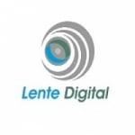 Logo da emissora Lente Digital