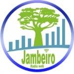 Logo da emissora Jambeiro Rádio Web