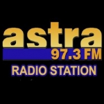 Logo da emissora Radio Astra 97.3 FM