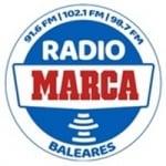 Logo da emissora Radio Marca Baleares FM