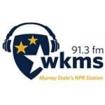 Logo da emissora Radio WKMS 91.3 FM