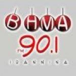 Logo da emissora Radio BHMA Vima 90.1 FM