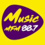 Logo da emissora Rádio Music 88.7 FM