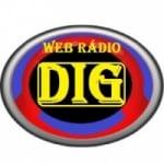 Logo da emissora Webrádio Digs