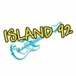 Logo da emissora Island 92 91.9 FM