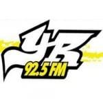 Logo da emissora Youth Radio 92.5 FM