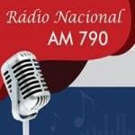 Logo da emissora Radio Nacional 730 AM