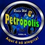 Logo da emissora Rádio Web Petrópolis