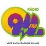 Logo da emissora Rádio Nossa 94.3 FM