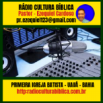 Logo da emissora Rádio Cultura Bíblica
