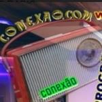 Logo da emissora Conexão de Rádio e TV