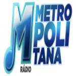 Logo da emissora Metropolitana MS