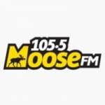 Logo da emissora Radio CFBK 105.5 FM