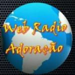 Logo da emissora Web Rádio Adoração
