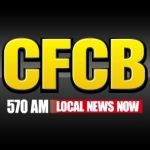 Logo da emissora Radio CFCB 570 AM