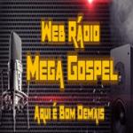 Logo da emissora Web Rádio Mega Gospel