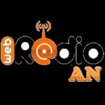 Logo da emissora Webrádio AN
