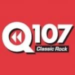 Logo da emissora Radio CFGQ 107.3 FM