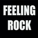 Logo da emissora Radio Feeling Rock