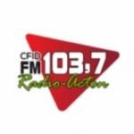 Logo da emissora Radio CFID Acton 103.7 FM