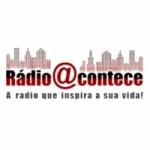Logo da emissora Web Rádio Acontece