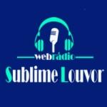 Logo da emissora Sublime Louvor Web Rádio