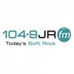 Logo da emissora Radio CFJR 104.9 FM