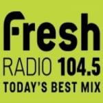 Logo da emissora Radio CFLG Fresh 104.5 FM