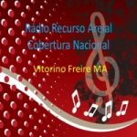 Logo da emissora Rádio Recurso Areial