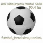 Logo da emissora Web Rádio Impacto Futebol Clube