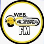 Logo da emissora Rádio Jovem Alegria