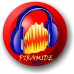 Logo da emissora Rádio Pirâmide