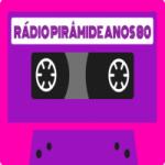 Logo da emissora Radio Pirâmide Anos 80