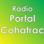 Logo da emissora Rádio Cohatrac