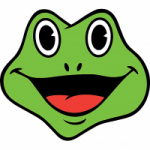 Logo da emissora Radio WFKY Froggy 104.9 FM