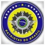 Logo da emissora Rádio Patriotas do Brasil