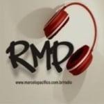 Logo da emissora Rádio Marcelo Pacífico RMP